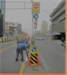 انواع تجهیزات ترافیکی و موارد استفاده از آن