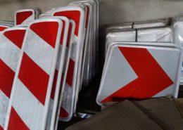 آخرین قیمت تابلوهای ترافیکی شهری در بازار