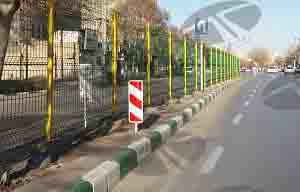 تابلوهای ترافیکی شهری ازشرکت تولیدی