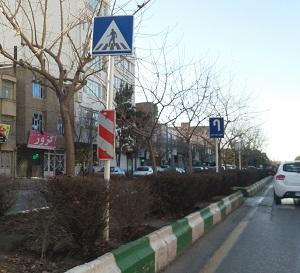 خرید مستقیم تابلوهای ترافیکی از تولیدی