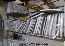 خریدار انواع تابلوهای ترافیکی به صورت عمده