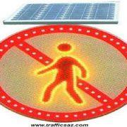 عرضه تابلوهای ترافیکی خورشیدی با شرایط ویژه