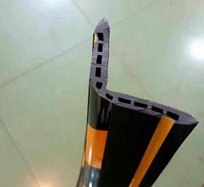 تولید انواع گارد کرنر و محافظ ستون پارکینک در مجموعه تولیدی تجهیزات پارکینگی فرتو